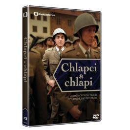 Chlapci a chlapi: kolekce (4DVD)   - DVD
