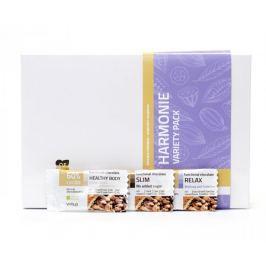 Vitalo Harmonie - variety pack - funkční čokolády 75 g (3 x 5 ks)