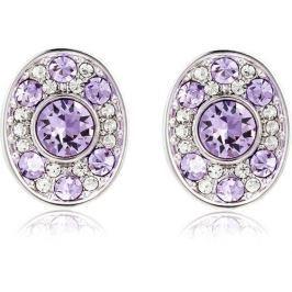 Vicca Náušnice Flat Purple OI_407011_purple