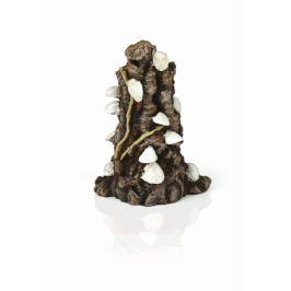 Oase Akvarijní dekorace kámen s bílými mušlemi