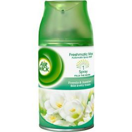 Air wick Freshmatic Max náhradní náplň Bílé květy frézie 250 ml