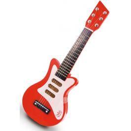 Vilac Červená rock'n'roll kytara