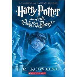 Rowlingová Joanne Kathleen: Harry Potter und der Orden des Phönix