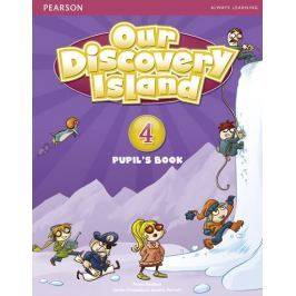 Beddall Fiona: Our Discovery Island  4 Student´s Book plus pin code