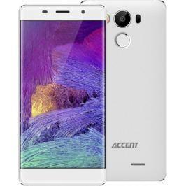 ACCENT Neon, Dual SIM, bílý