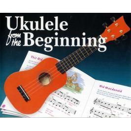 MS Ukulele From The Beginning Škola hry na ukulele