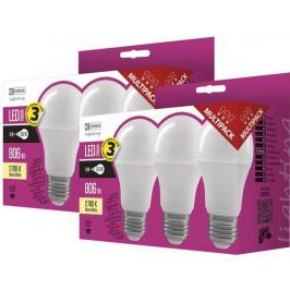 Emos LED CLS A60 9W E27 WW 6KS