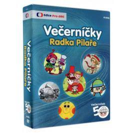 Večerníčky Radka Pilaře (8DVD)   - DVD