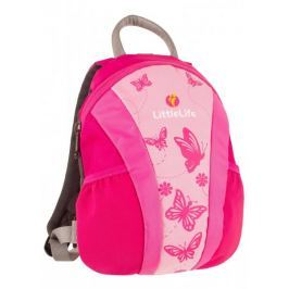 LittleLife Runabout Toddler Backpack - Pink
