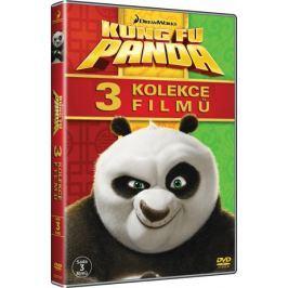 Kung Fu Panda 1-3 (3DVD)   - DVD