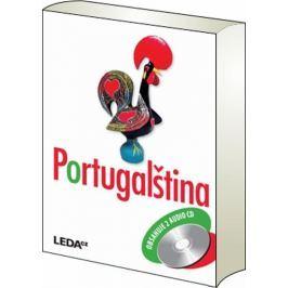 Jindrová J., Mlýnková L., Schalková E.: Portugalština + 2CD
