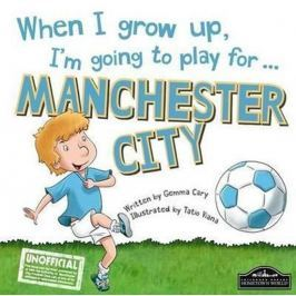 Cary Gemma: When I Grow Up, I´m Going To Play For Manchester City
