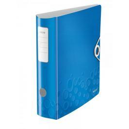 Mobilní pořadač Leitz 180° ACTIVE WOW A4 8,2 cm metalicky modrý