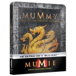 Mumie: Hrob dračího císaře  (2 disky) - Blu-ray + 4K ULTRA HD