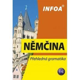 Navrátilová Jana: Němčina - Přehledná gramatika (nové vydání)