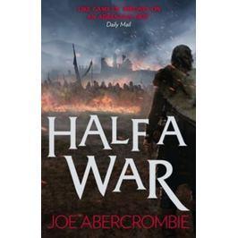 Abercrombie Joe: Half a War - paperback