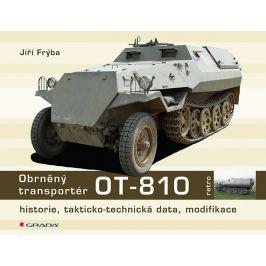 Frýba Jiří: Obrněný transportér OT-810 - historie, takticko-technická data, modifikace