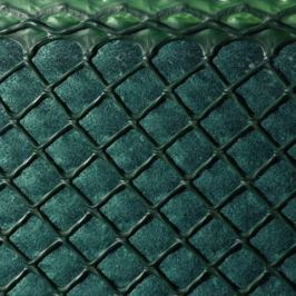 TENAX SPA stínící síť s pletivem BERMUDA 100% 1,5 x 5 m - zelená