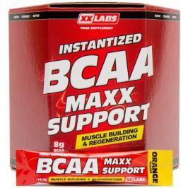 XXlabs BCAA Maxx Support 620g (60 sáčků) Pomeranč