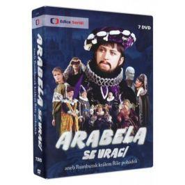 Arabela se vrací aneb Rumburak králem  (7DVD)   - DVD
