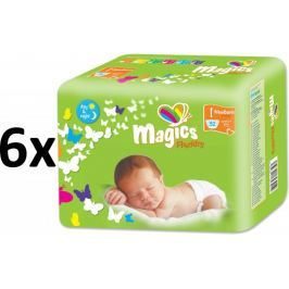 Magics Flexidry Newborn (2-5kg) Megapack - 192ks