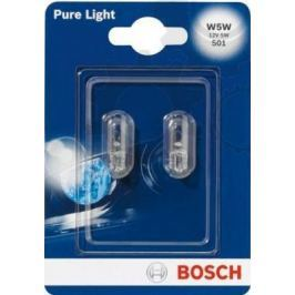 Bosch Žárovka typ W5W, 12V, 5W, Pure Light