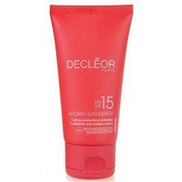 Opalovací krém na obličej SPF 15 Aroma Sun Expert (Protective Anti-Wrinkle Cream) 50 ml