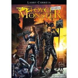 Correia Larry: Lovci monster 2 - Vendeta