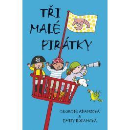 Adamsová Georgie: Tři malé pirátky
