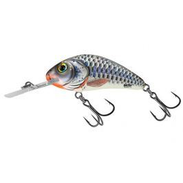 Salmo Wobler Rattlin Hornet Floating Silver Holographic Shad 4,5 cm, 6 g