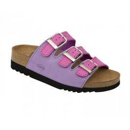 Scholl Zdravotní obuv MOLDAVA WEDGE AD - fialová/mátová (Velikost vel. 40)