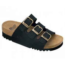 Scholl Zdravotní obuv RIO AD - černá (Velikost vel. 40)