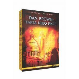 Kolekce Dan Brown: Fakta a fikce (4DVD)   - DVD