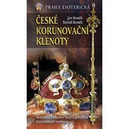 kolektiv autorů: České korunovační klenoty - Praha esoterická