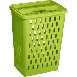 Rotho Koš na špinavé prádlo Sunshine 40 l, zelený