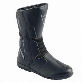 Dainese boty dámské TEMPEST D-WP LADY vel.39 černá/karbon, kůže/textil (pár)