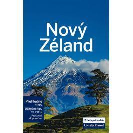 kolektiv autorů: Nový Zéland - Lonely Planet