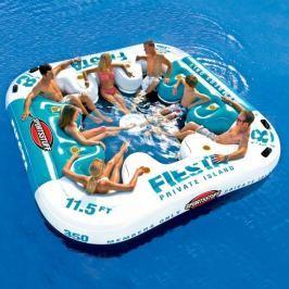 KWIKTEK Platforma vodní nafukovací Fiesta Island