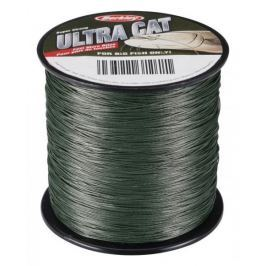 Berkley splétaná šňůra Ultra Cat 300 m Moss Green 0,30 mm, 45 kg