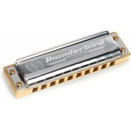 Hohner Marine Band Thunderbird F-major, low octave Foukací harmonika