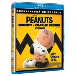 Peanuts: Snoopy a Charlie Brown ve filmu   - Blu-ray