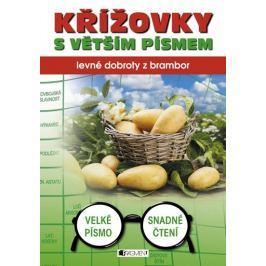 Kolčiter Ondrej: Křížovky s větším písmem - Levné dobroty z brambor