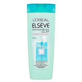 L'Oréal Šampon pro rychle se mastící vlasy s lupy Elseve (Extraordinary Clay) (Objem 250 ml)