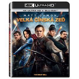 Velká Čínská Zeď (2 disky)   - Blu-ray + 4K ULTRA HD