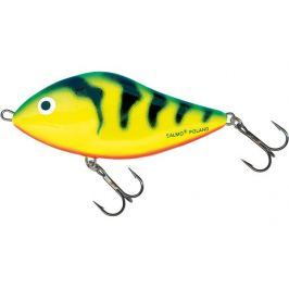 Salmo Wobler Slider Floating Green Tiger 10 cm, 36 g