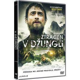 Ztracen vdžungli   - DVD