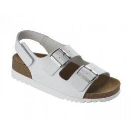 Scholl Zdravotní obuv GIAVA - bílá (Velikost vel. 38)