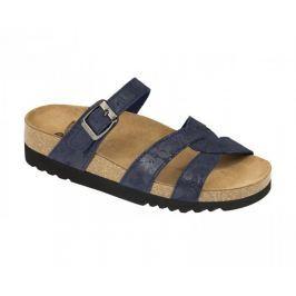Scholl Zdravotní obuv CAMBERRA - námořnická modrá (Velikost vel. 41)