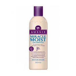 Šampon pro suché a poškozené vlasy Miracle Moist (Shampoo) (Objem 300 ml)