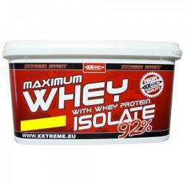 XXlabs Maximum Whey Protein Isolate 92, 2200 g Banán